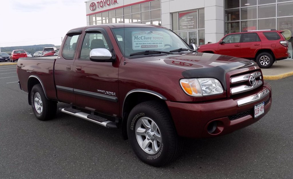 Used Toyota Tundra SR In Grand Falls Used Inventory - 2005 tundra