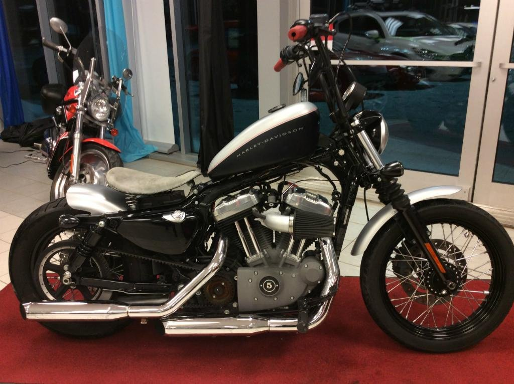 Harley Davidson Moteur S En S