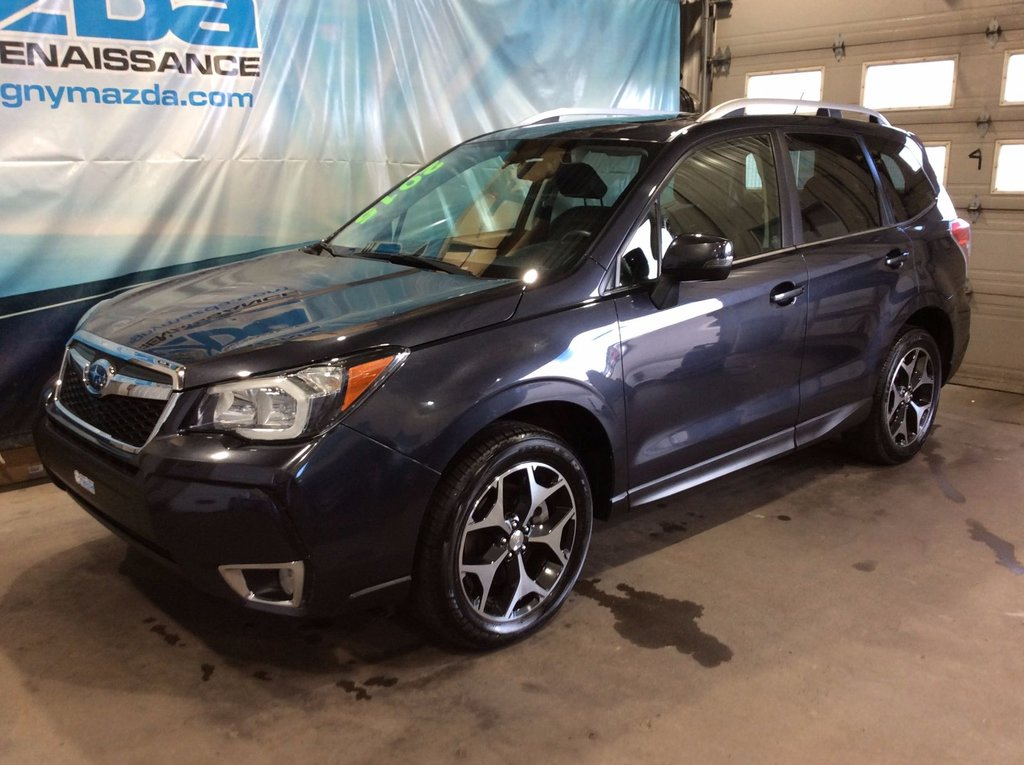 Used 2015 Subaru Forester XT Limited w/Tech Pkg in Montmagny - Used ...