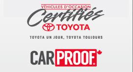 Toyota Corolla SUPER RABAIS  COROLLA AMÉLIORÉ