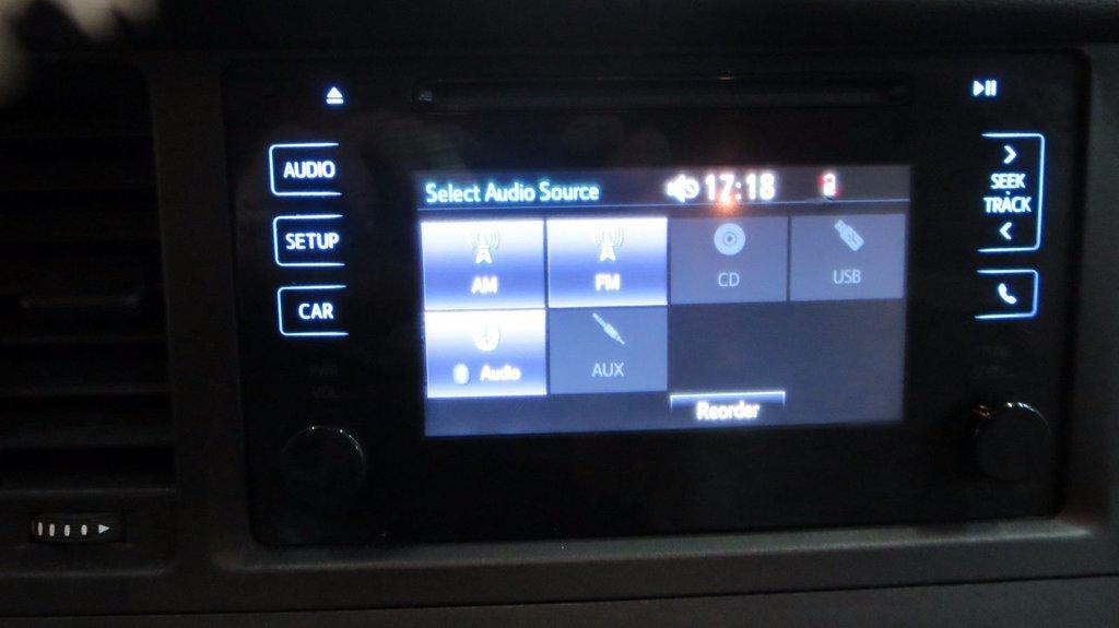 Toyota Sienna Standard