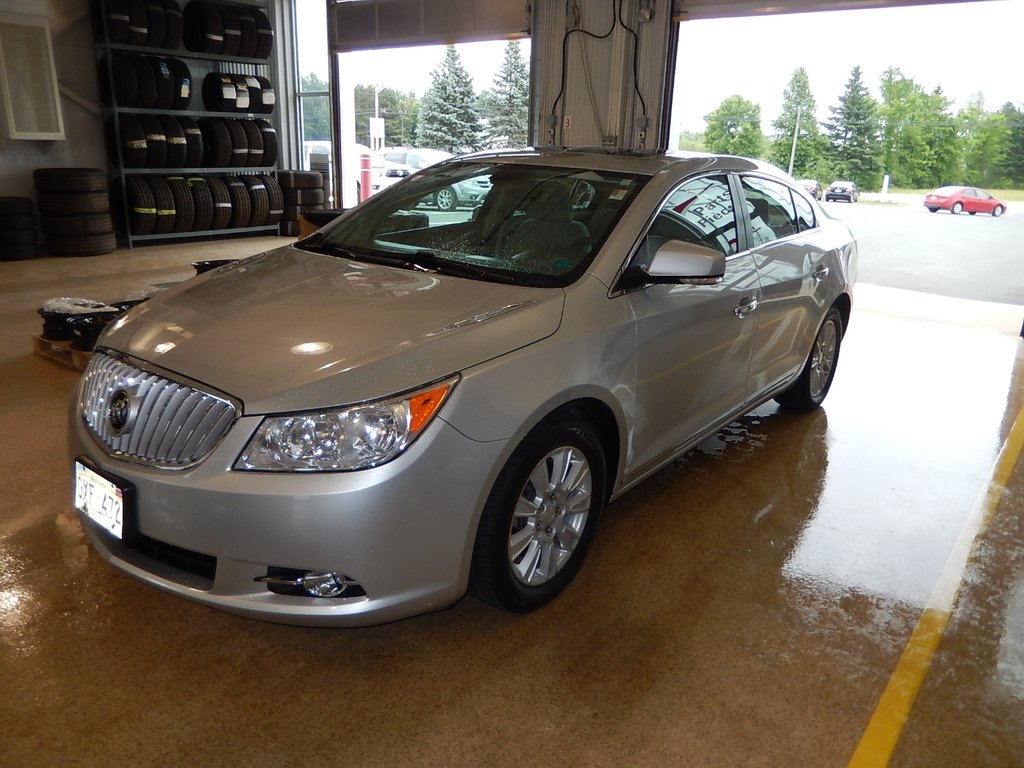 used 2010 buick lacrosse cxl in miramichi used inventory. Black Bedroom Furniture Sets. Home Design Ideas