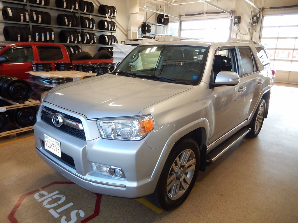 Used 2013 Toyota 4Runner Limited in Miramichi - Used inventory ...
