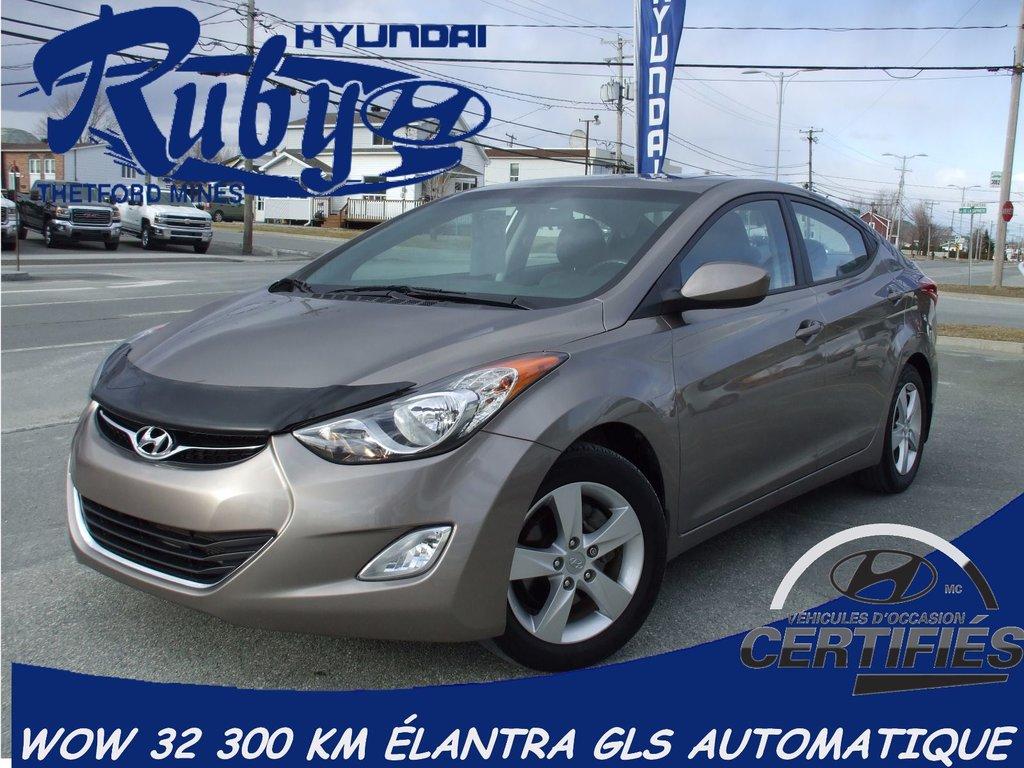 Hyundai Elantra GLS AUTOMATIQUE Sold