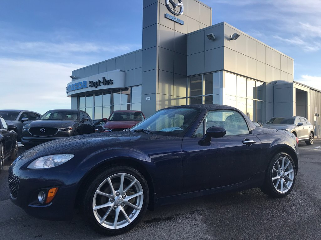 Used 2009 Mazda MX-5 GT in Sept-Îles - Used inventory - Sept-Iles ...