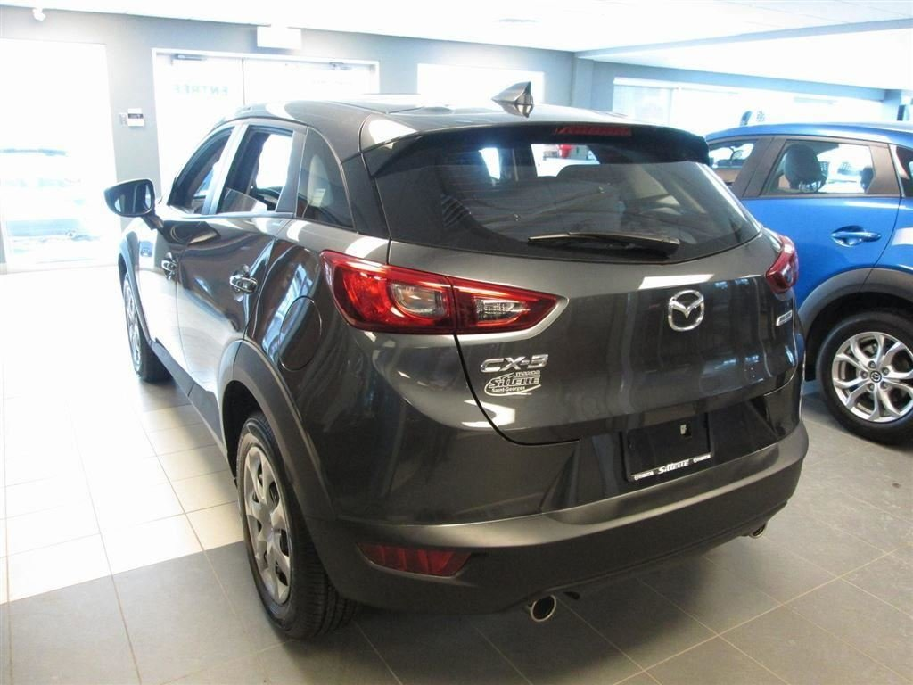 used 2017 mazda cx 3 gx 4wd neuf in saint georges used inventory hyundai beauce in saint. Black Bedroom Furniture Sets. Home Design Ideas
