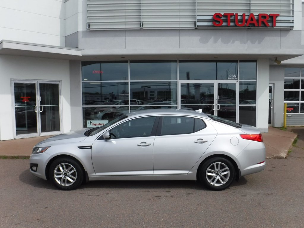 Used 2013 Kia Optima Lx In Truro Inventory Stuart Rear View Camera