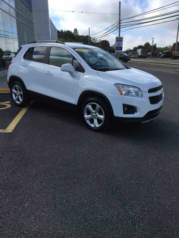 Used 2015 Chevrolet Trax Ltz Awd In Dayton Used Inventory