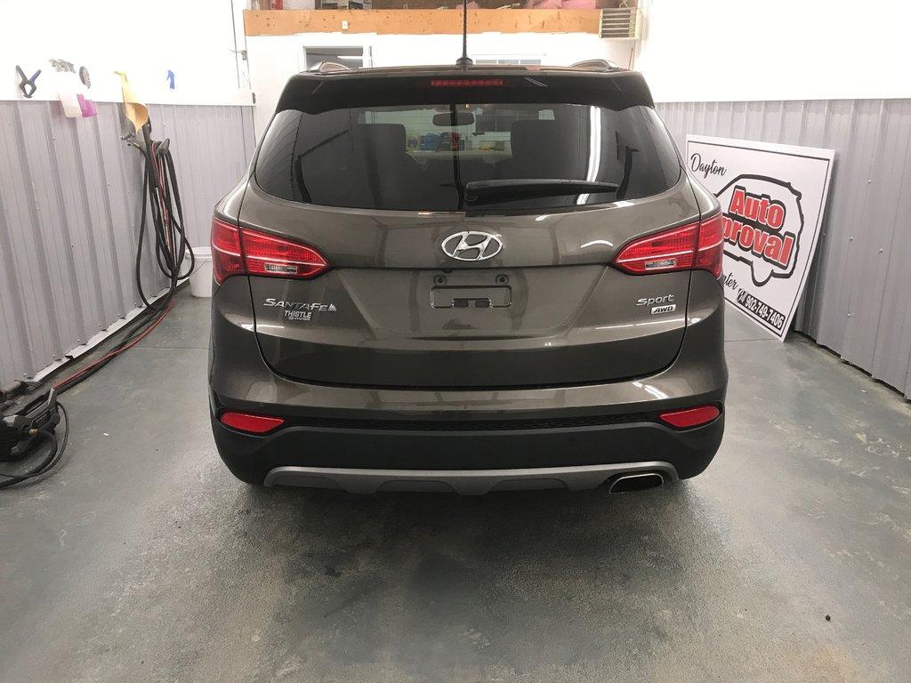 Hyundai Santa Fe Sport LUXURY AWD