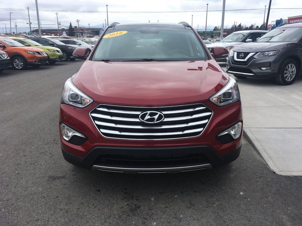 Hyundai Santa Fe XL Limited