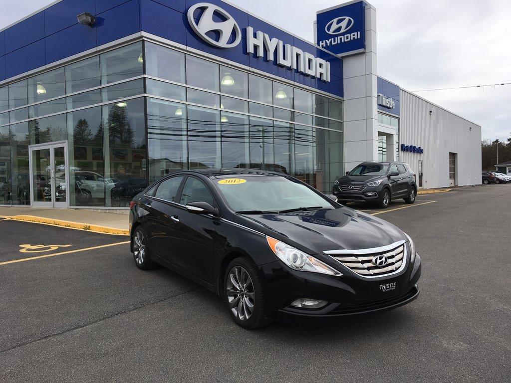 Hyundai Sonata LTD ...