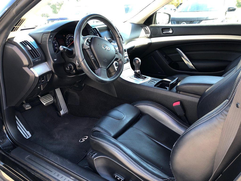 Infiniti G37 Coupe S