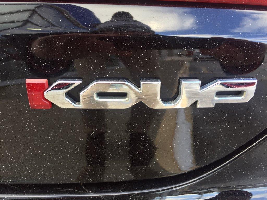 Kia Forte Koup EX