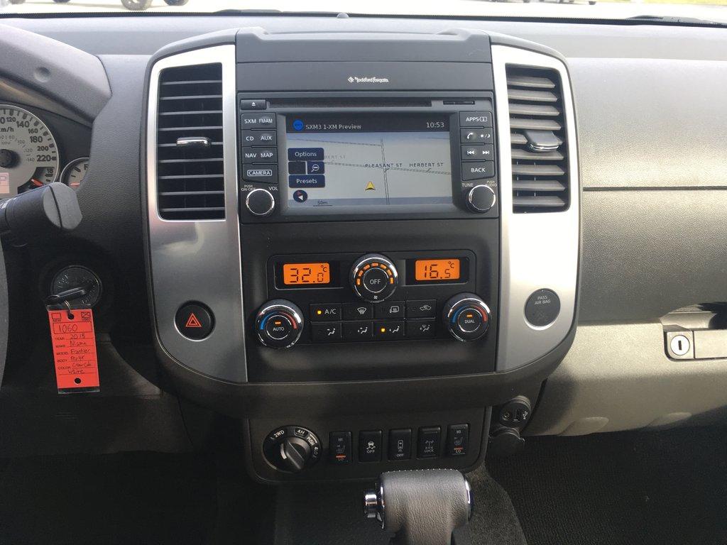 Nissan Frontier Pro -4X