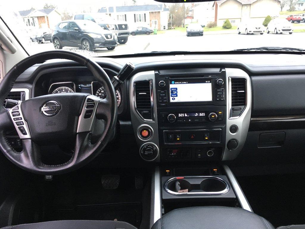Nissan Titan SV Premium