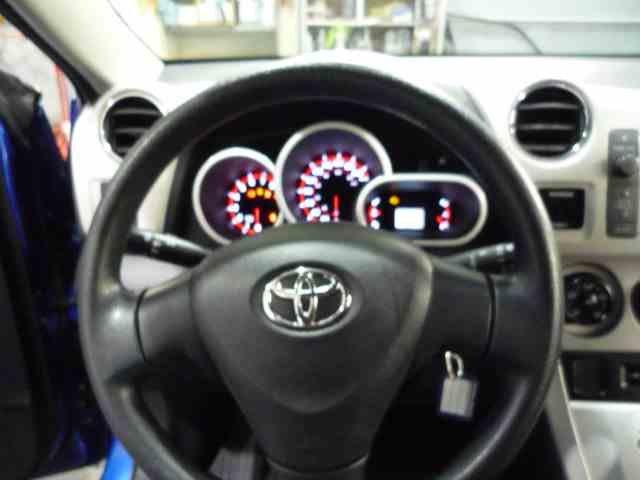 Toyota Matrix BA