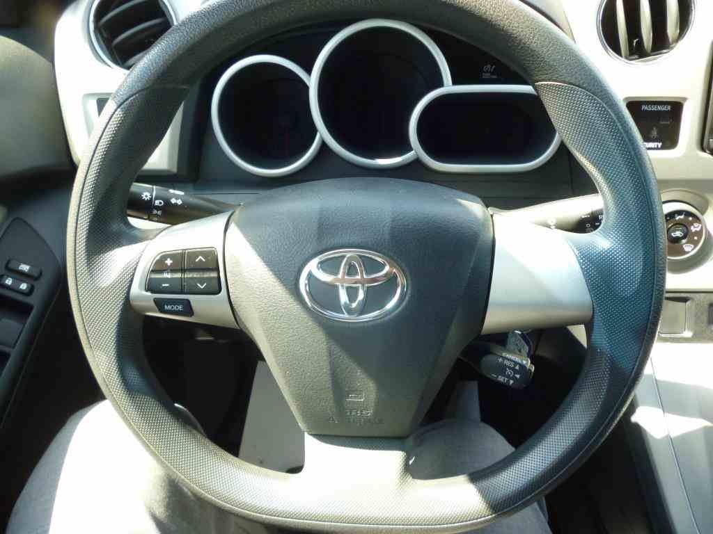 Toyota Matrix SERVICE
