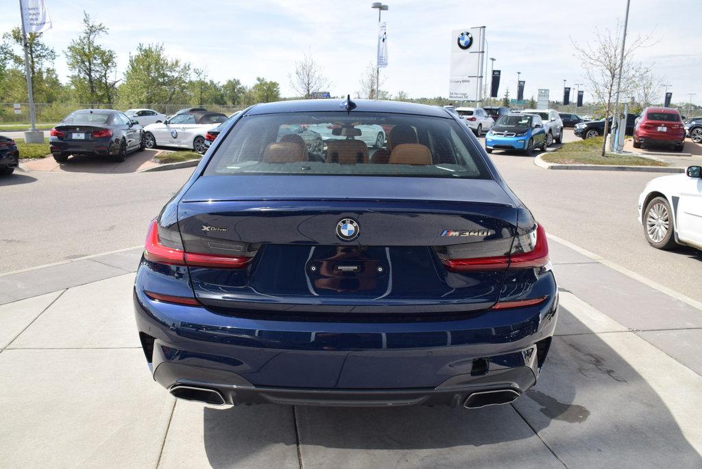 Calgary BMW | 2020 BMW 3 Series M340i xDrive | #P7506