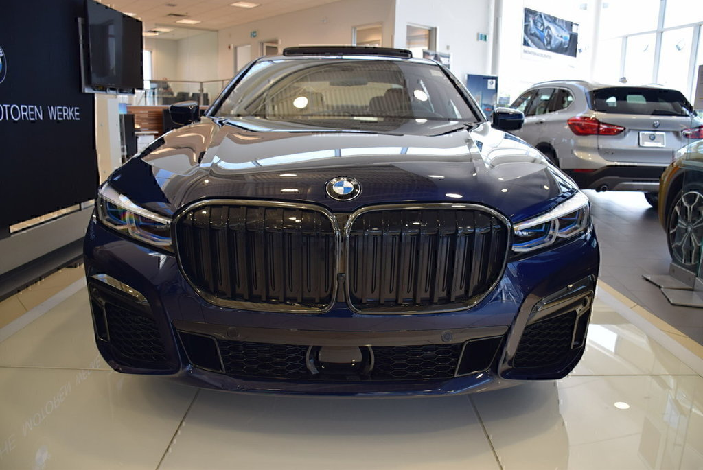 Calgary BMW | 2020 BMW 7 Series M760Li xDrive | #N23420 ...