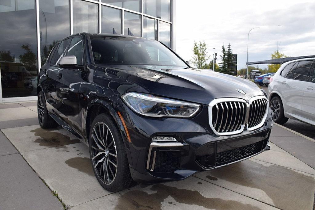 Calgary BMW   2020 BMW X5 M50i   #N23712 Ex-Demo