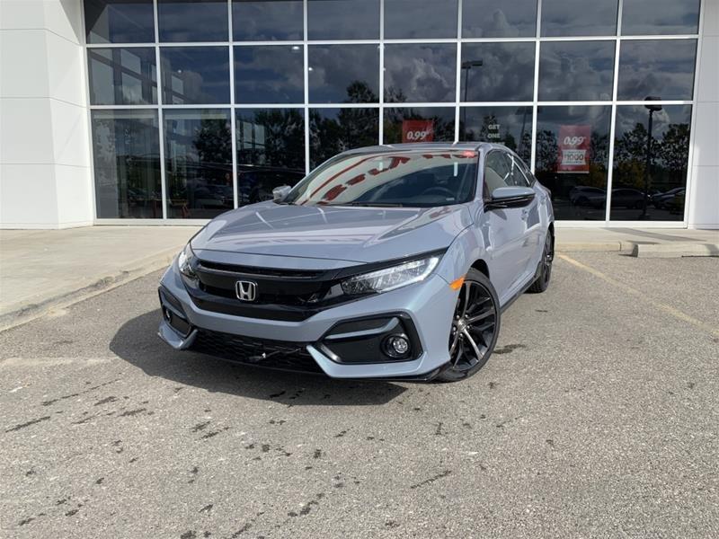 Calgary Honda 2020 Honda Civic Hatchback Sport Touring Cvt N31547