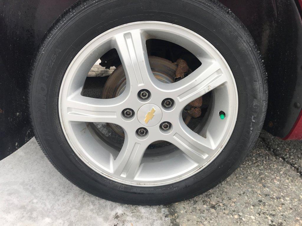 Chevrolet Impala LS