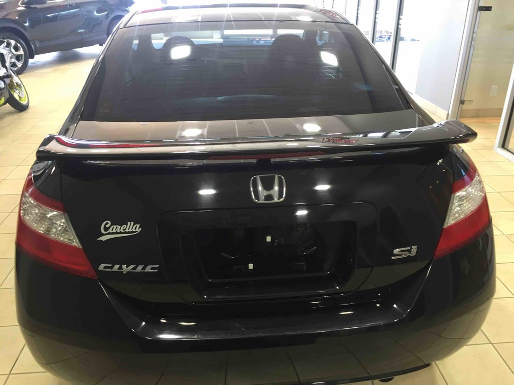 Honda Civic Cpe Si** NAVIGATION**