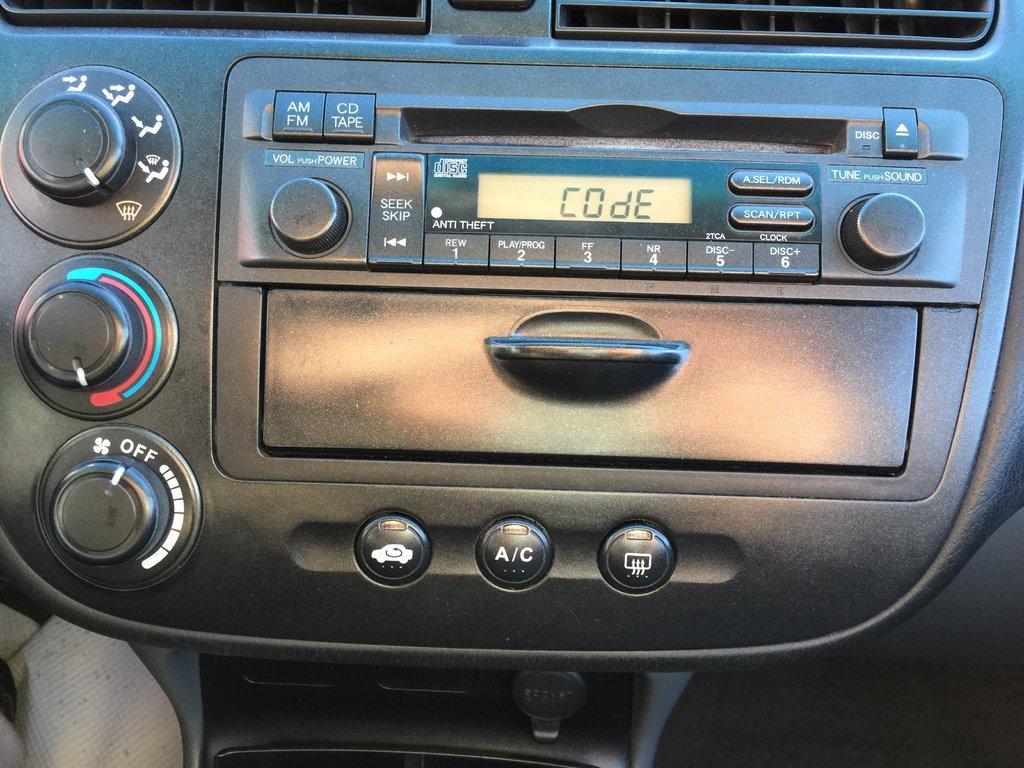 Honda Civic Sdn LX-G