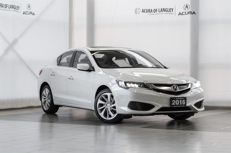 2016 Acura ILX Technology in Langley, British Columbia - 1 - w1024h768px