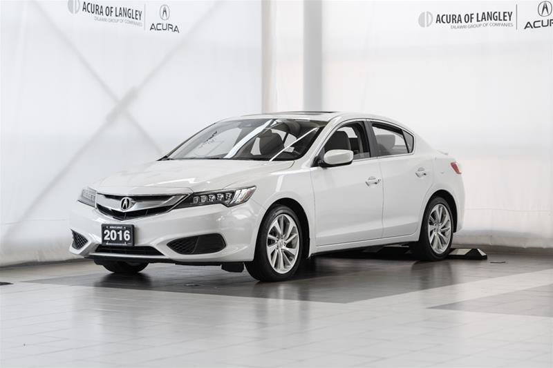 2016 Acura ILX Technology in Langley, British Columbia - 3 - w1024h768px