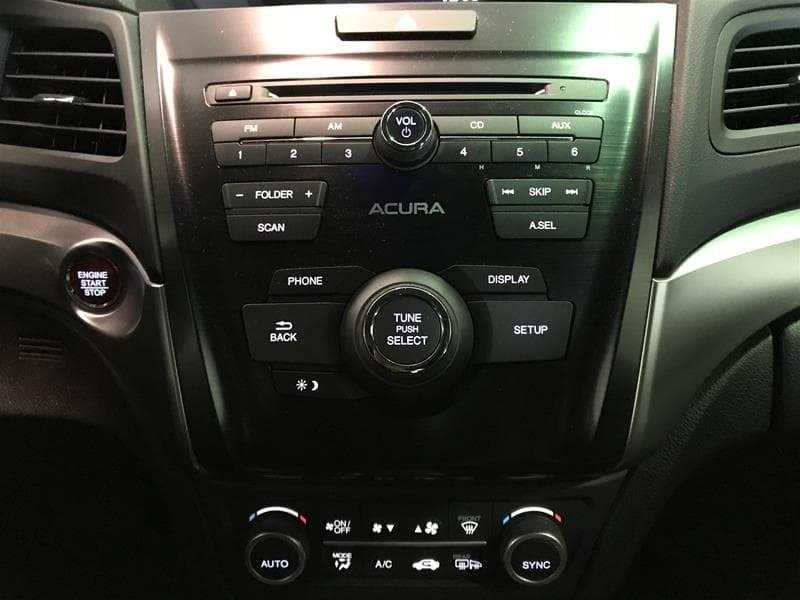 2017 Acura ILX 8DCT in Markham, Ontario - 20 - w1024h768px