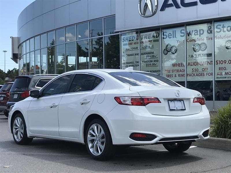 2017 Acura ILX 8DCT in Markham, Ontario - 5 - w1024h768px
