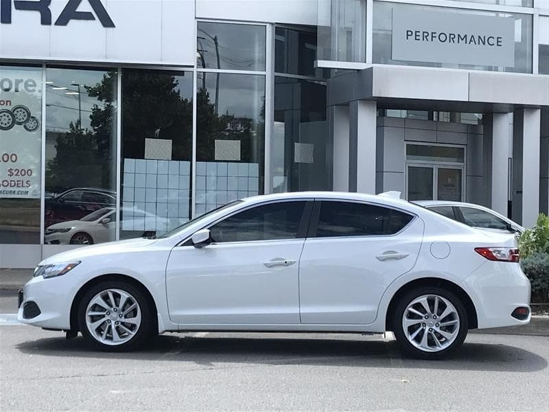 2017 Acura ILX 8DCT in Markham, Ontario - 4 - w1024h768px