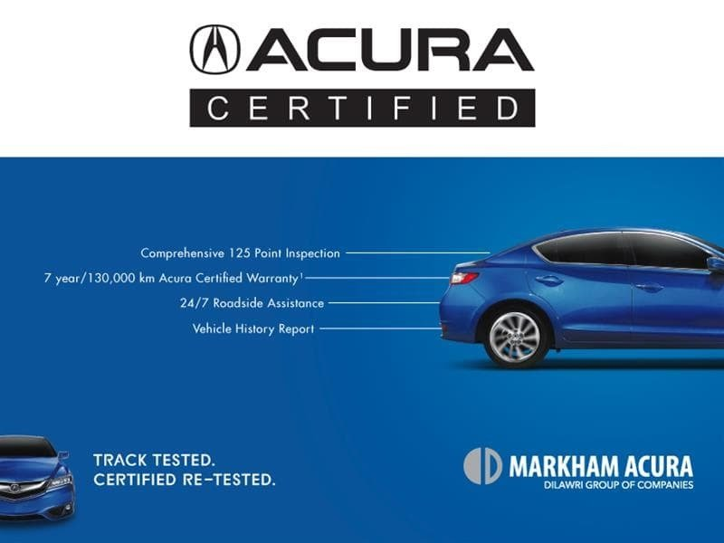2017 Acura ILX 8DCT in Markham, Ontario - 3 - w1024h768px