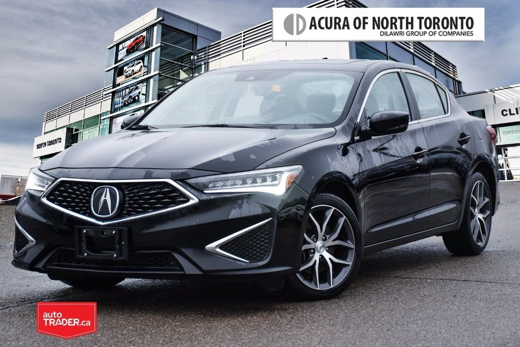 Acura Of North Toronto 2019 Acura Ilx Premium 8dct P5448