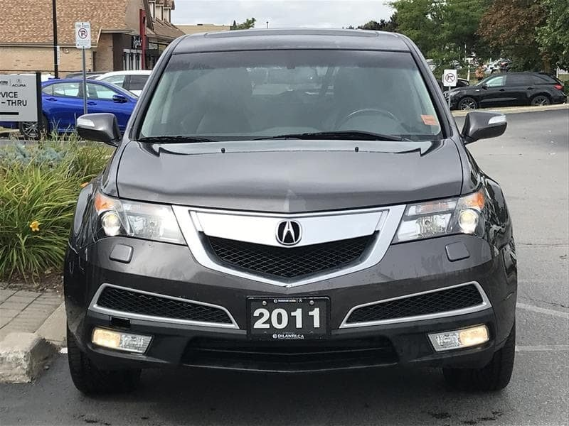 2011 Acura MDX 6sp at in Markham, Ontario - 7 - w1024h768px
