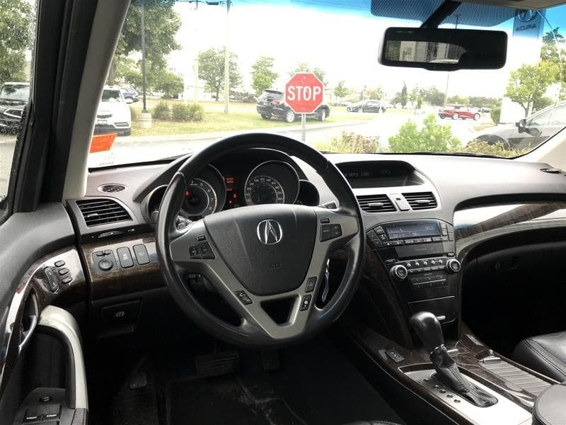 2011 Acura MDX 6sp at in Markham, Ontario - 8 - w1024h768px