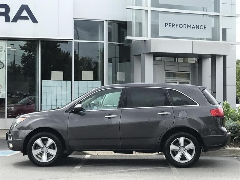2011 Acura MDX 6sp at in Markham, Ontario - 2 - w1024h768px