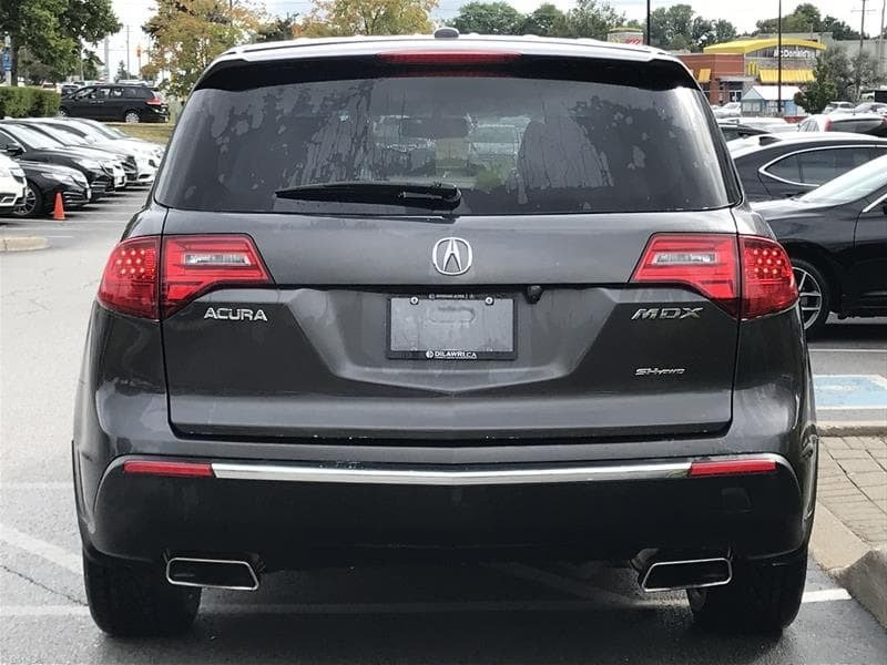 2011 Acura MDX 6sp at in Markham, Ontario - 4 - w1024h768px