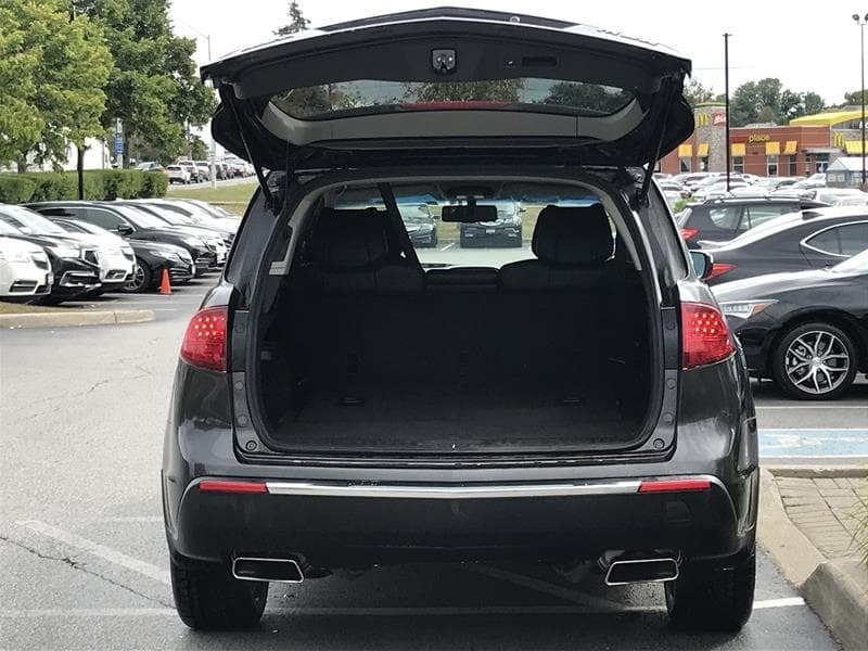 2011 Acura MDX 6sp at in Markham, Ontario - 5 - w1024h768px
