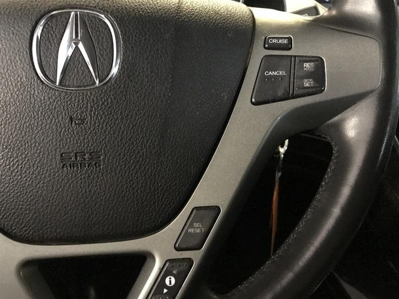 2011 Acura MDX 6sp at in Markham, Ontario - 16 - w1024h768px