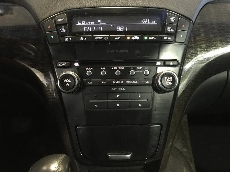 2011 Acura MDX 6sp at in Markham, Ontario - 19 - w1024h768px