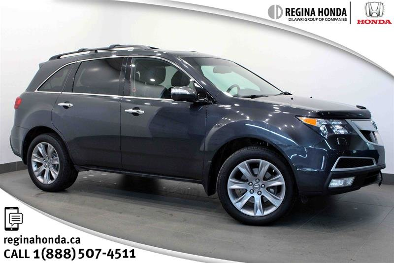 2013 Acura MDX Elite 6sp at in Regina, Saskatchewan - 1 - w1024h768px