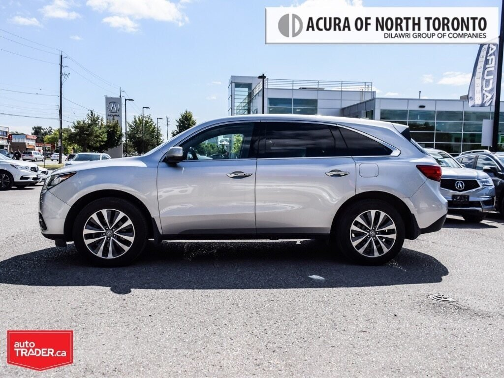 2014 Acura MDX Navigation at in Thornhill, Ontario - 2 - w1024h768px