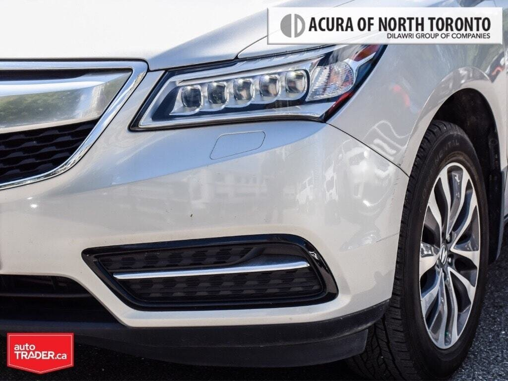 2014 Acura MDX Navigation at in Thornhill, Ontario - 6 - w1024h768px
