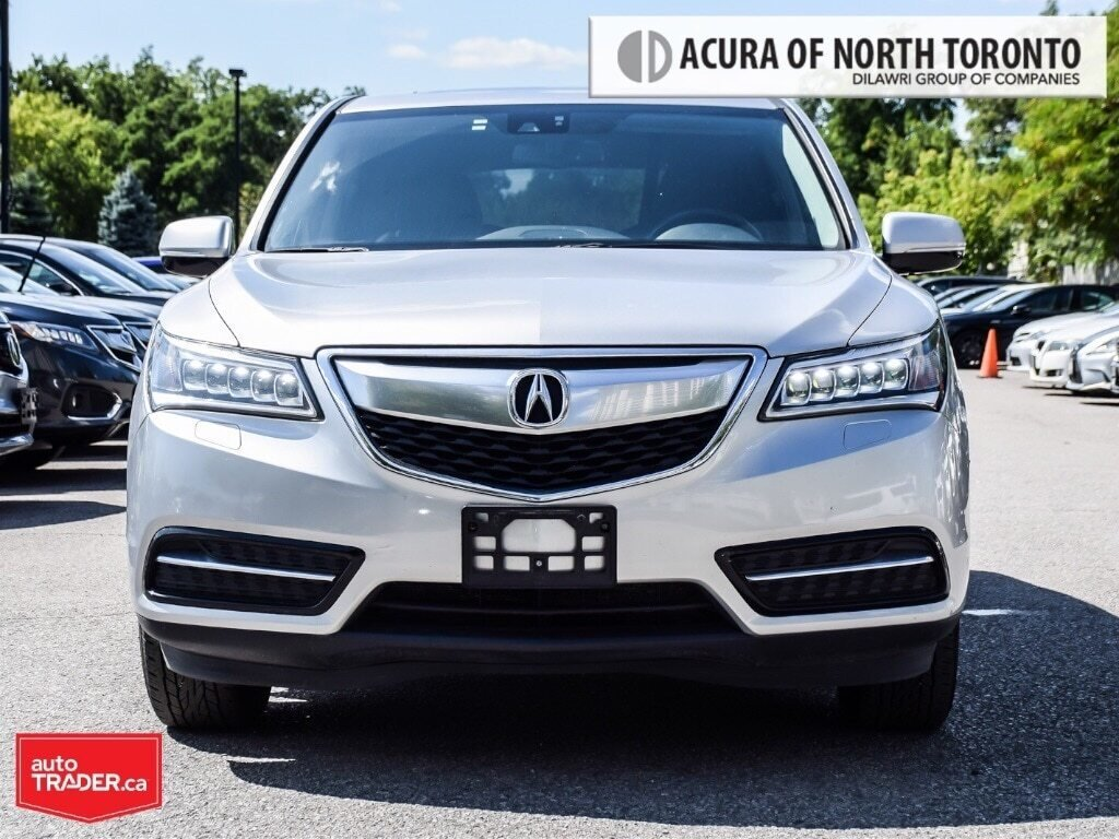 2014 Acura MDX Navigation at in Thornhill, Ontario - 5 - w1024h768px