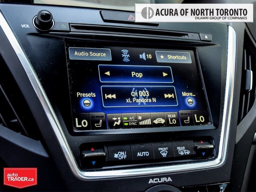 2014 Acura MDX Navigation at in Thornhill, Ontario - 18 - w1024h768px