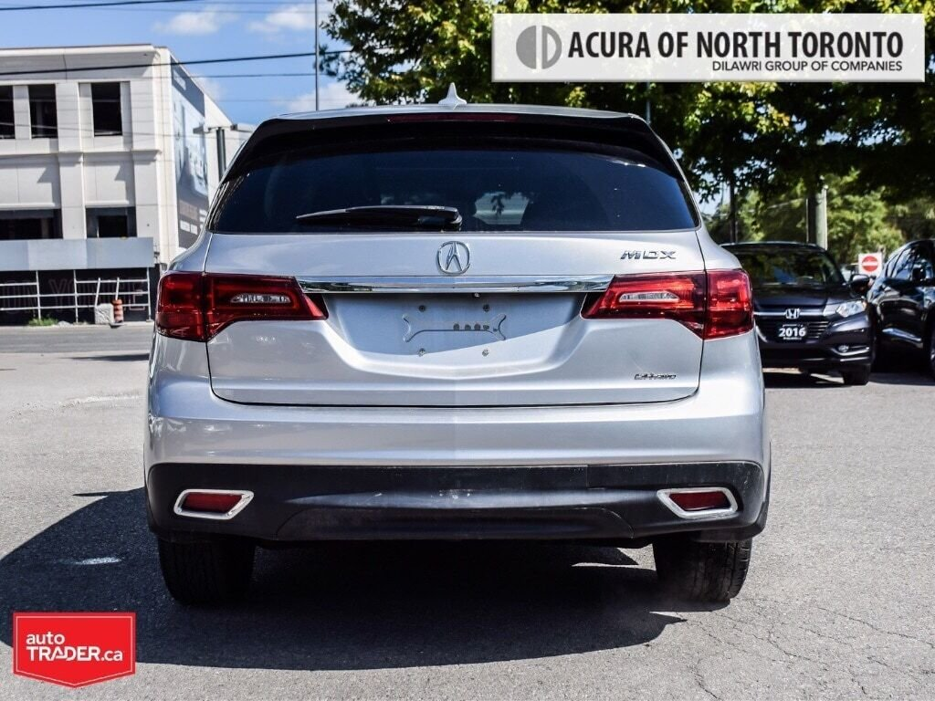 2014 Acura MDX Navigation at in Thornhill, Ontario - 4 - w1024h768px