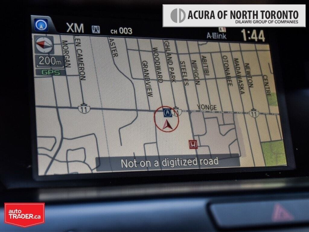 2014 Acura MDX Navigation at in Thornhill, Ontario - 16 - w1024h768px