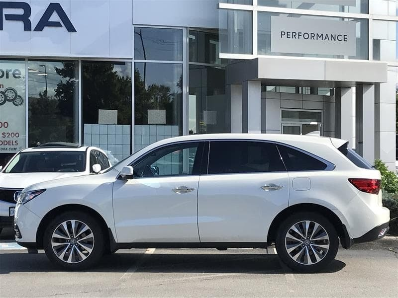 2015 Acura MDX Navigation at in Markham, Ontario - 3 - w1024h768px